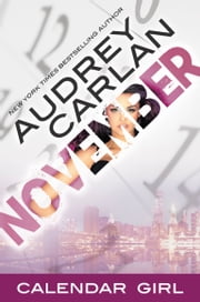 November - Calendar Girl Book 11 ebook by Audrey Carlan