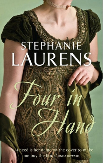 Four in Hand eBook by Stephanie Laurens