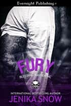 Fury ebook by