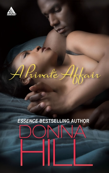 A Private Affair ebook by Donna Hill