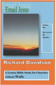 Email Jesus: Course 6: The Acts of the Apostles ebook by Richard Davidson