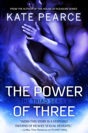 The Power of Three ebook by Kate Pearce