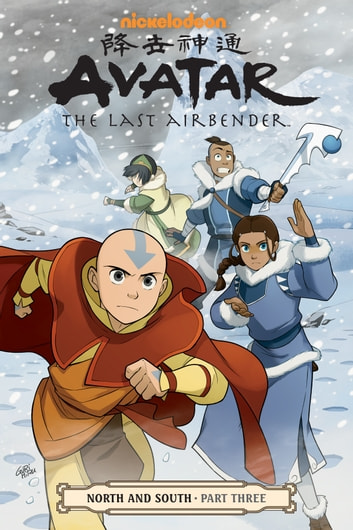 Avatar The Last Airbender North And South Part Three Ebook By Gene