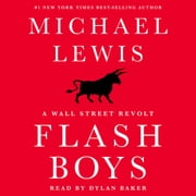 Flash Boys audiobook by Michael Lewis