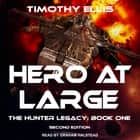Hero at Large - Second Edition audiobook by Timothy Ellis