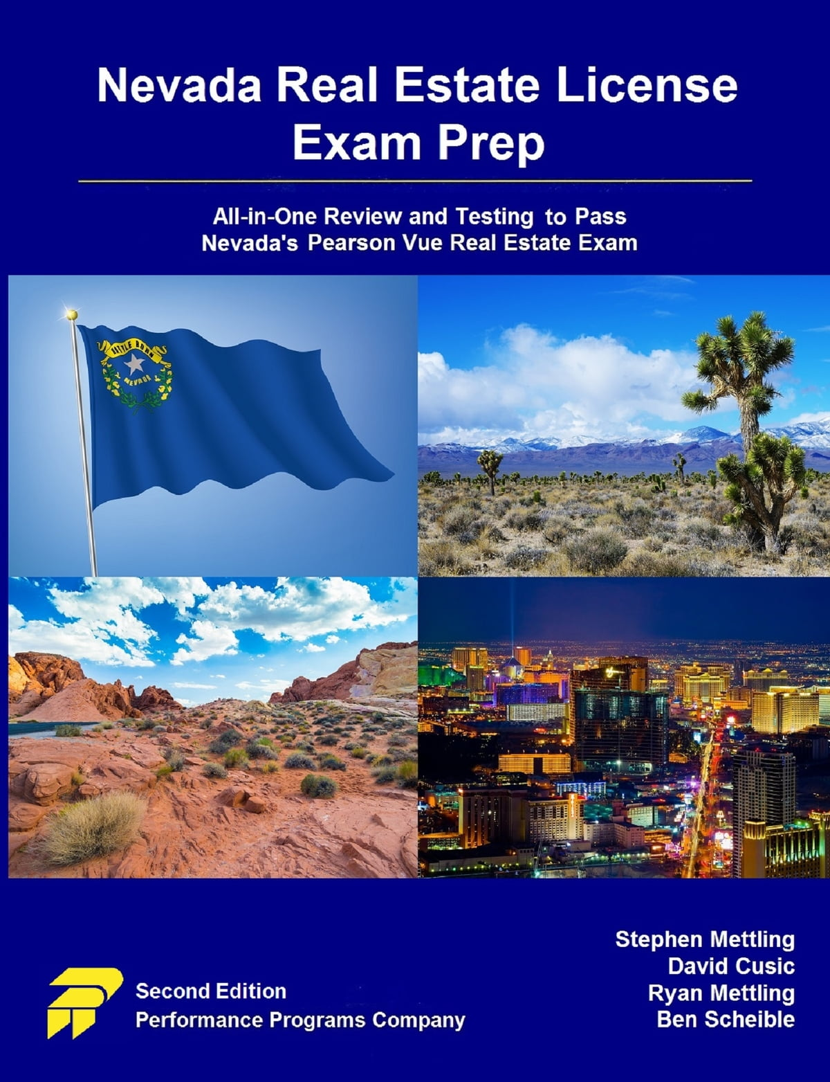 Nevada Real Estate License Exam Prep: All-in-One Review and Testing to Pass  Nevada's Pearson Vue Real Estate Exam ebook by Stephen Mettling - Rakuten