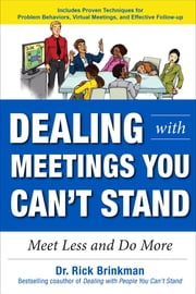 Dealing with Meetings You Can\