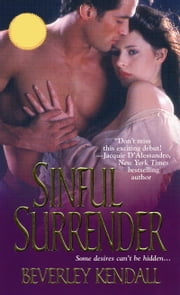 Sinful Surrender ebook by Beverley Kendall