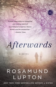 Afterwards - A Novel ebook by Rosamund Lupton