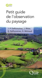 Petit guide de l'observation du paysage ebook by Denis Michaud,Jean Ritter,Benoit Deffontaines,Jean-Pierre Deffontaines