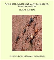 Wild Bees, Wasps and Ants and Other Stinging Insects ebook by Edward Saunders