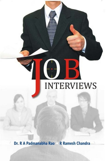 Job Interviews ebook by R. A. Padmanabha Rao,R Ramesh Dr Chandra