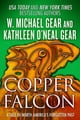 Copper Falcon - A Tale of North America's Forgotten Past ebook by W. Michael Gear,Kathleen O'Neal Gear