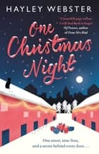 One Christmas Night - The feelgood Christmas book of the year ebook by Hayley Webster