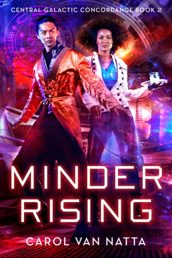 Minder Rising ebook by Carol Van Natta