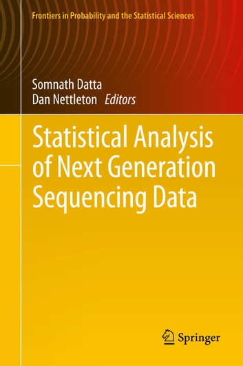 Statistical Analysis of Next Generation Sequencing Data ebook by