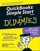 QuickBooks Simple Start For Dummies ebook by Stephen L. Nelson