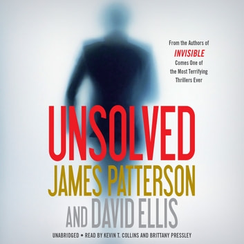 Unsolved audiobook by James Patterson,David Ellis