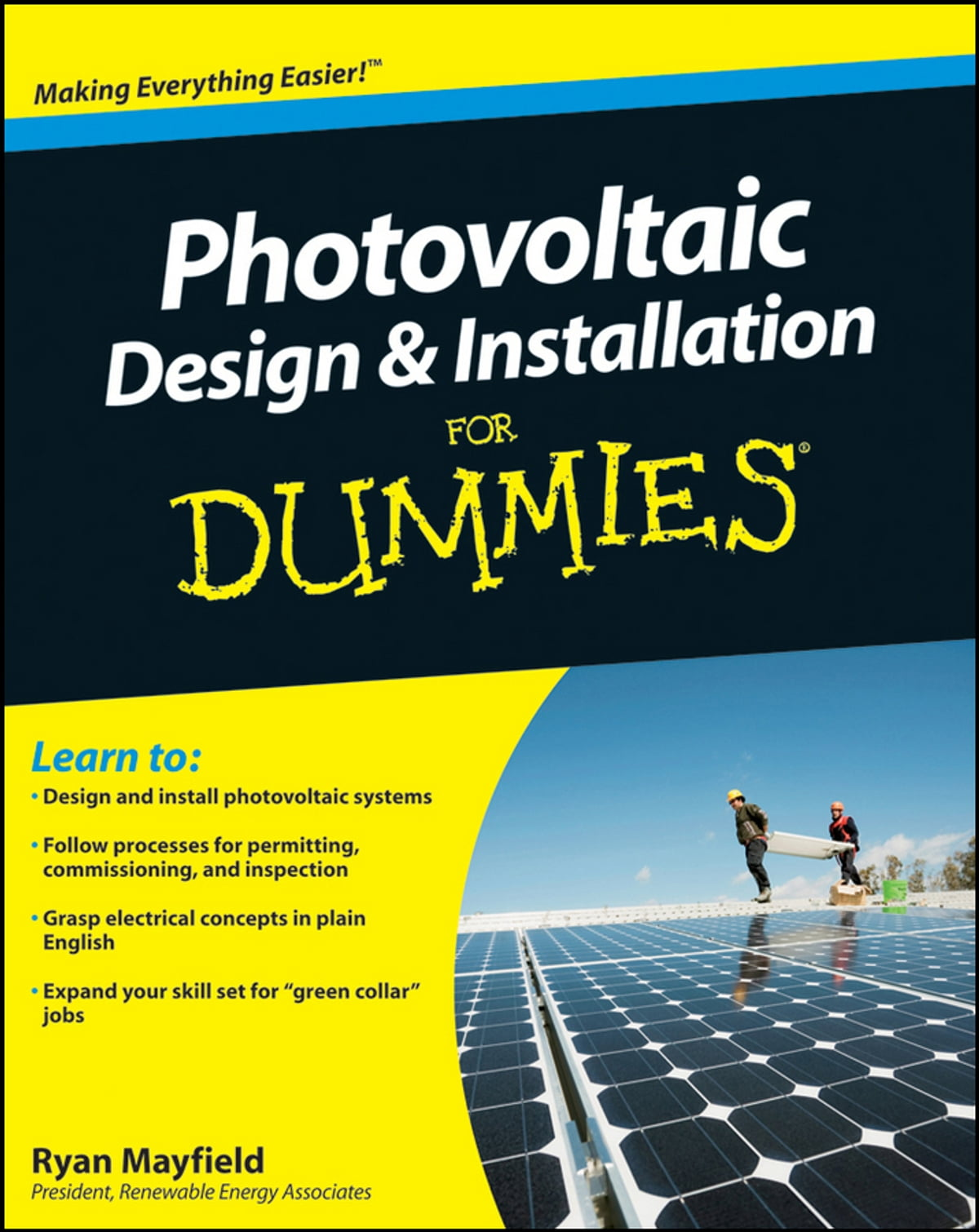 Photovoltaic Design and Installation For Dummies eBook by Ryan ...