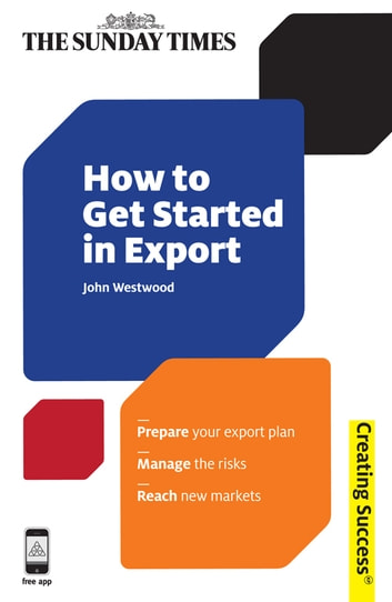 How to Get Started in Export ebook by John Westwood