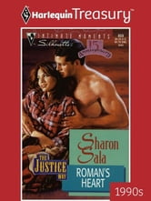 Roman's Heart ebook by Sharon Sala