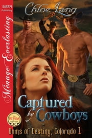 Captured by Cowboys ebook by Chloe Lang