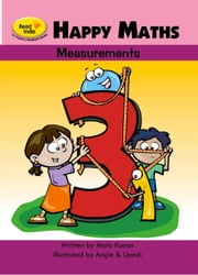 Happy Maths 3 - Measurements ebook by Mala Kumar