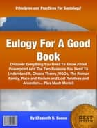 Eulogy For A Good Book ebook by Elizabeth R. Boone