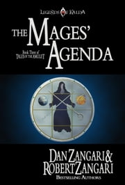 The Mages' Agenda ebook by Dan Zangari,Robert Zangari