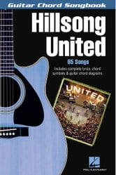 Hillsong United (Songbook) - Guitar Chord Songbook ebook by Marty Sampson,Joel Houston