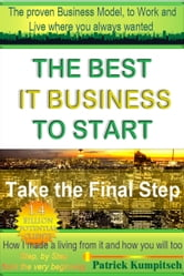 Best IT Business to Start ebook by Patrick Kumpitsch
