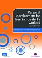 Personal development for learning disability workers ebook by Lesley Barcham