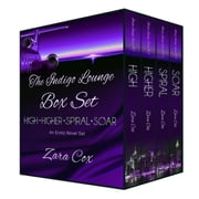 The Indigo Lounge Box Set - The Indigo Lounge Series ebook by Zara Cox
