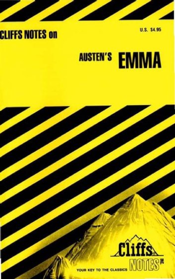 CliffsNotes on Austen's Emma ebook by Thomas J Rountree