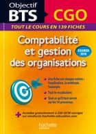 Objectif BTS Fiches CGO 2016 ebook by Patricia Charpentier, Daniel Sopel, Michel Coucoureux