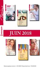 12 romans Passions (n° 725 à 730 - Juin 2018) ebook by