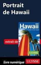 Portrait de Hawaii ebook by Collectif