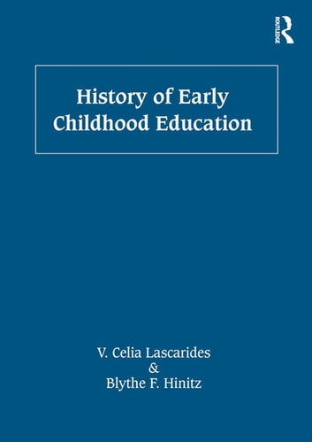 history of early childhood education pdf