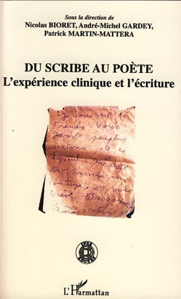Du Scribe au poète ebook by Collectif