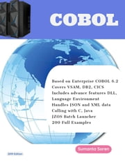 COBOL ebook by Sumanta Soren