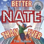 Better Nate Than Ever audiobook by Tim Federle
