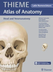 Head and Neuroanatomy - Latin Nomencl. (THIEME Atlas of Anatomy) ebook by Michael Schuenke,Erik Schulte,Udo Schumacher