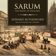 Sarum - The Novel of England audiobook by Edward Rutherfurd