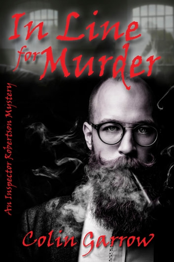 In Line for Murder ebook by Colin Garrow