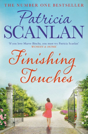 Finishing Touches ebook by Patricia Scanlan