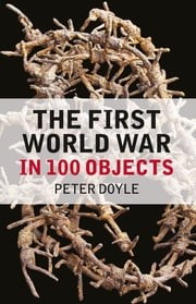 The First World War in 100 Objects ebook by Peter Doyle,Hew Strachan