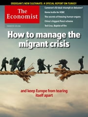 The Economist (North America Edition) - Issue# 8975 - The Economist Newspaper Limited magazine