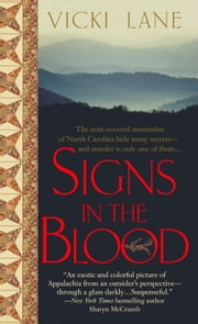 Signs in the Blood ebook by Vicki Lane