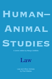 Human-Animal Studies: Law ebook by Margo DeMello