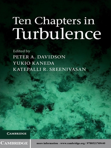 Ten Chapters in Turbulence ebook by